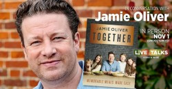 An Evening with Jamie Oliver ,Los Angeles