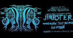Apéritif Presents: Jimpster (Freerange, Delusions of Grander) ,Houston