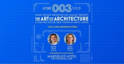 """Art of Architecture"" Clay and Matanza Hotels (Lecture 3) ,Miami Beach"