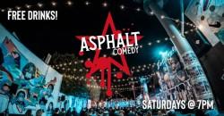 Asphalt Comedy ,Los Angeles