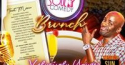 @SoulComedy Brunch At Xclusively Yours! ,Philadelphia