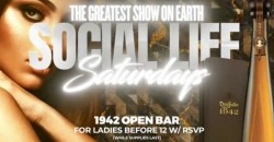 ATL'S #1 SATURDAY NIGHT EVENT@ REVEL! THE GREATEST SHOW ON EARTH! RSVP NOW! ,Atlanta