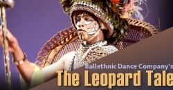 Ballethnic's The Leopard Tale ,Atlanta