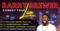 Barry Brewer Comedy Tour ,North Hollywood