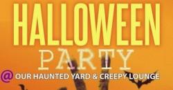 Blueprint Halloween Party ,Newark