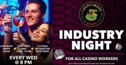 Casino Industry Night at The Lucky Snake Arcade ,Atlantic City