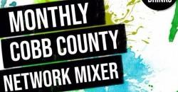 Cobb Mixer Connection Event ,Marietta