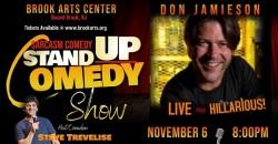 Comedian Don Jamieson ,Bound Brook