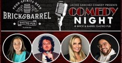 Comedy Show    Speakeasy ,Jupiter