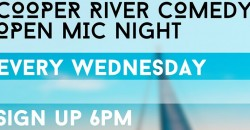 Cooper River Comedy Open Mic ,Collingswood