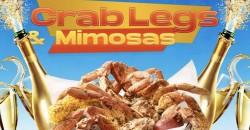 """CRAB LEGS & MIMOSAS """" BRUNCH & DAY PARTY ,Atlanta"""