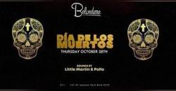 Dia De Los Muertos @ Belvedere ,Houston