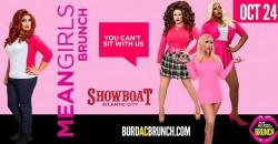 Drag Brunch at the Showboat ,Atlantic City