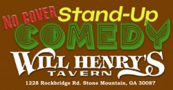 Election Day Comedy @ Will Henry's Tavern ,Stone Mountain
