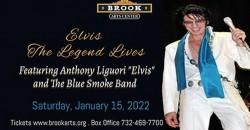 Elvis, The Legend Lives ,Bound Brook