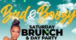 "EMBR Ultra Lounge ""bad&boozy"" Saturday Brunch & Day Party ,Atlanta"