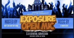 Exposure Open Mic is one of the largest open mic platforms in the southeast ,Atlanta