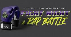 Fight Night X Rap Battle ,Houston