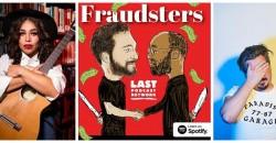 Fraudsters LIVE & Halloween Party! ,Newark