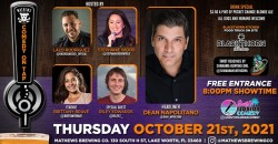 FREE TICKETS   Comedy On Tap   Mathews Brewing Co. ,Lake Worth