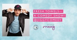 Fresh Towels – A Comedy Show! ,New York