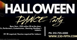 Friday night Halloween party ,New York