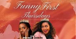 Funny First Thursdays ,West Hollywood