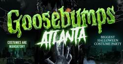 Goosebumps Atlanta Halloween Costume Party 2021 ,Atlanta
