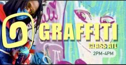 Graffiti Art Class ,Atlanta