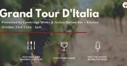 Grand Tour D'Italia ,Morristown