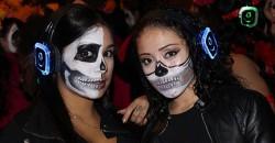 Halloween at Bohemian Beer Garden ,Queens