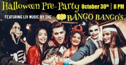 Halloween Costume Party with The Bango Bango ,Fort Lauderdale, FL