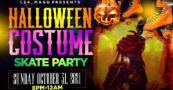 Halloween Costume Skate Party ,Hamilton