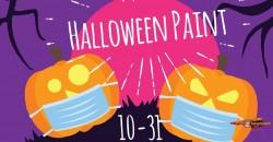 Halloween Paint a Canvas Tote ,Philadelphia