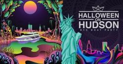 HALLOWEEN PARTY BOAT : Massacre on Hudson Sensation Yacht Cruise ,New York