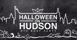 Halloween Party Cruise NYC: 3 Day Festival on Hudson ,New York