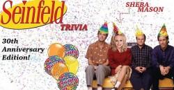 Halloween Seinfeld Trivia Hosted by Comedian Sheba Mason & David R. Gordon ,Fort Lauderdale