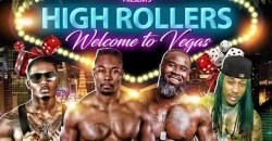High Rollers Welcome to Vegas Celebrating Tia & Panther Birthday ,Hollywood