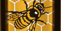 Hive Life: new work by Allen Peterson ,Atlanta
