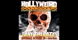 Hollyweird Halloween Block Party ,Hollywood