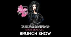 Illusions The Drag Brunch Miami - Drag Queen Brunch Show - Miami, FL ,Miami Beach