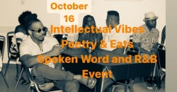 Intellectual Vibes Poetry & Eats ,Hamilton Township