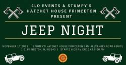 Jeep Night at Stumpy's Princeton ,Princeton