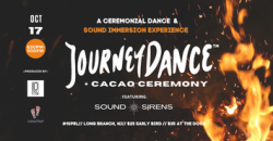 JourneyDance + Cacao Ceremony w/Sound Sirens ,Long Branch