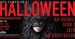 Justus Worldwide Masquerade Bash ,Brooklyn
