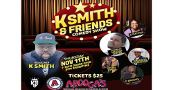 K Smith & Friends Comedy Show ,North Plainfield