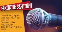 Karaoke  & Paint ,Philadelphia