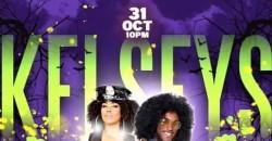Kelsey's Halloween Party  ,Atlantic City
