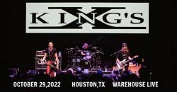 KING'S X / KARIM K ,Houston