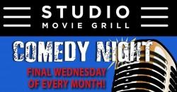 Live Comedy at Studio Movie Grill ,Simi Valley